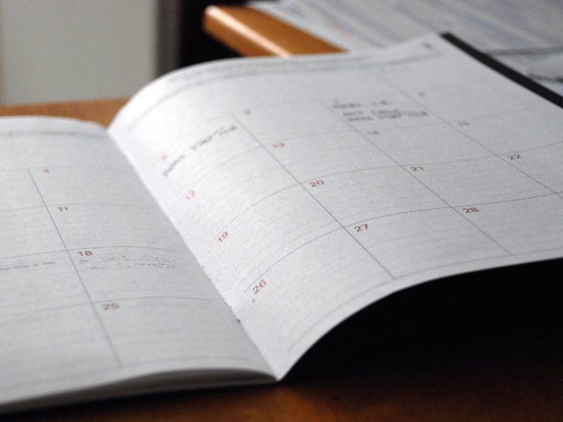 「日付」の正しい読み方、書き方、使い方