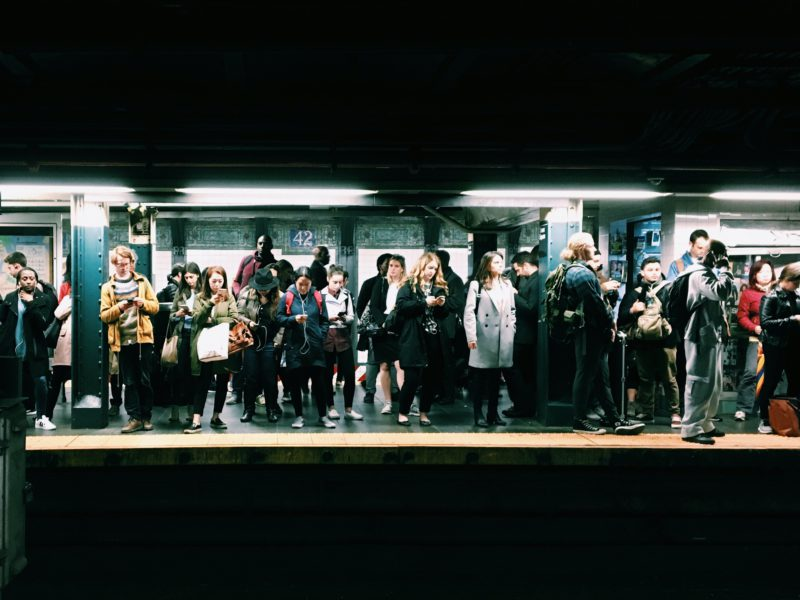 駅・地下鉄・列車で使えるフレーズ