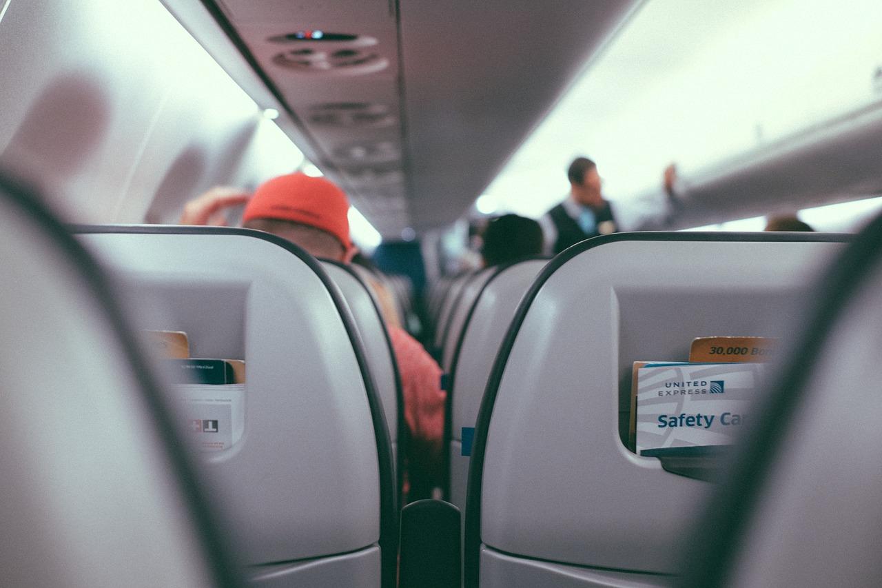 コロナ後必見!飛行機内での機長のアナウンス