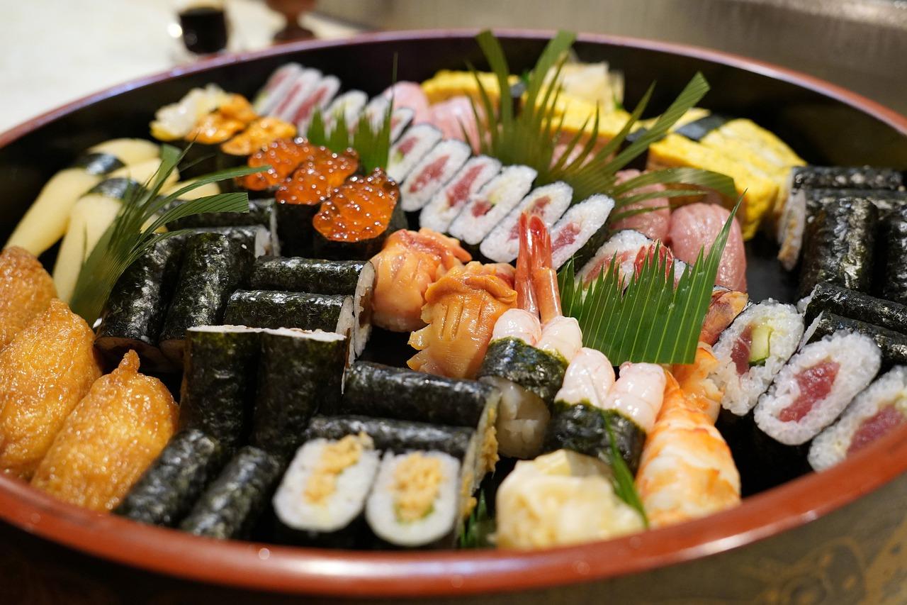 回転寿司って英語で何と言う?